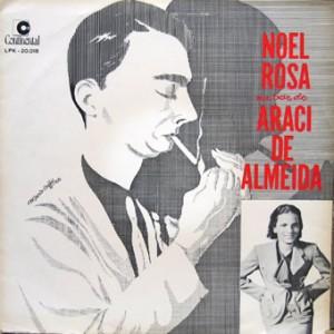 Araci de Almeida, front, cd size