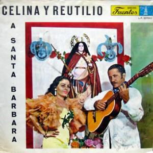 Celina y Reutilio, front, cd size