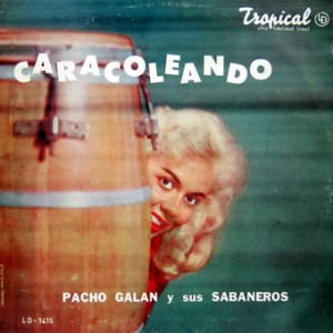 Pacho Galán, front, cd size