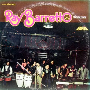 Ray Barretto, front, cd size