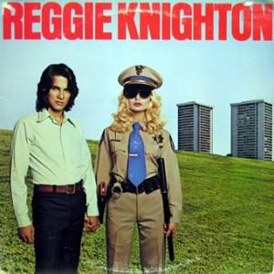 Reggie Knighton, front, cd size