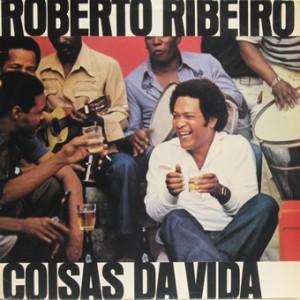 Roberto Ribeiro, front, cd size