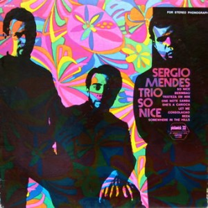 Sergio Mendes, front, cd size