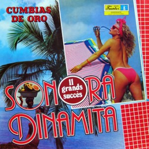 Sonora Dinamita, front, cd size