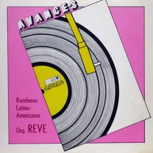 Orquesta Revé, front, cd size