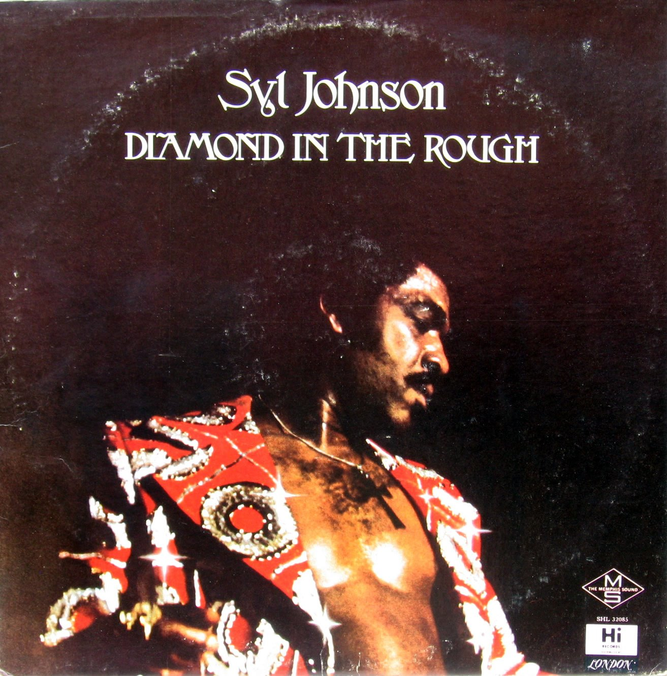 Syl Johnson - The Love You Left Behind / Anyone But You