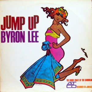 Byron Lee, front, cd size