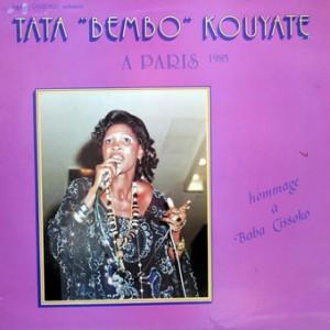 Tata Bembo Kouyate, front, cd size