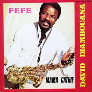 Fefe David Diambouana, front, cd size