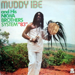 Muddy Ibe, front
