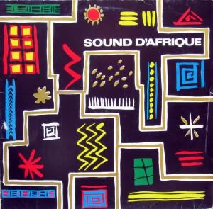 Sound d'Afrique, front