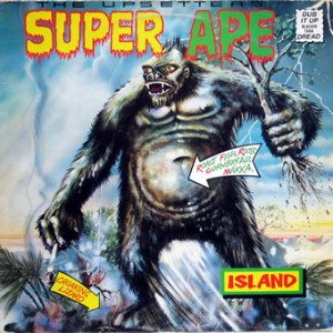 the Upsetters, front, cd size