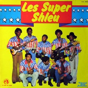 Les Super Shleu, front