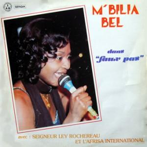 M'Bilia Bel, front, cd size