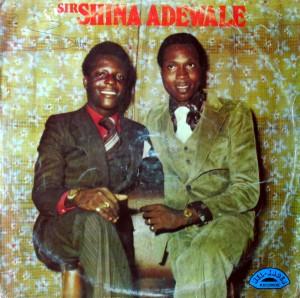 Sir Shina Adewale, front