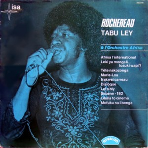 Tabu Ley, front, cd size