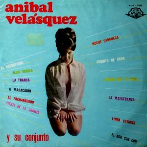 Anibal Velásquez, front