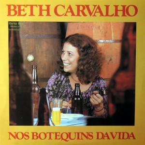 Beth Carvalho, front