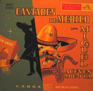Miguel Aceves Mejia, front