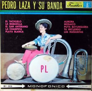 Pedro Laza, front