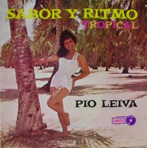 Pio Leyva, front