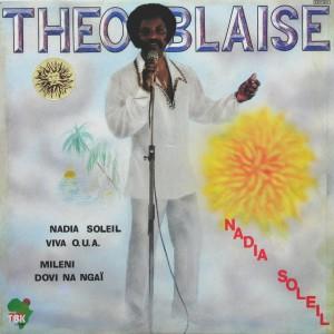 Théo Blaise Kounkou, front