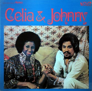 Celia & Johnny, front