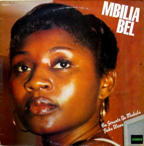 Mbilia Bel, front