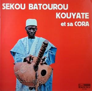 Sekou Batourou Kouyate, front