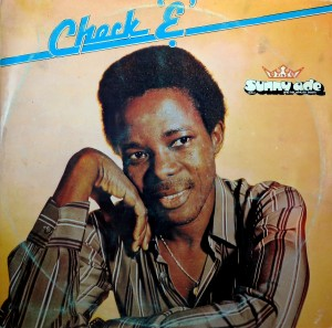 King Sunny Ade, front