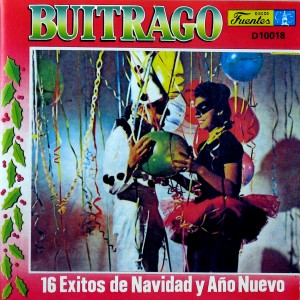 Buitrago, front