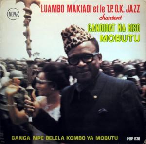 Luambo Makiadi, front