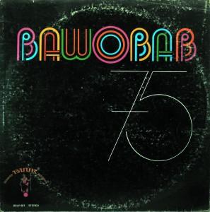 Orchestre du Bawobab, front