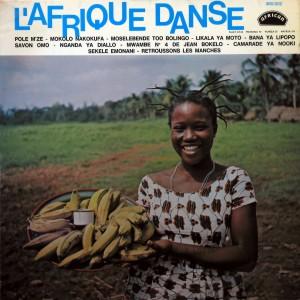 l'Afrique Danse No 2, front