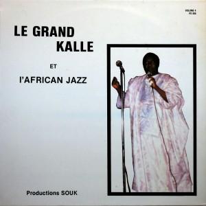 Le Grand Kalle, front