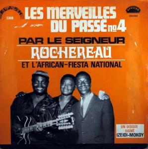 Rochereau, front