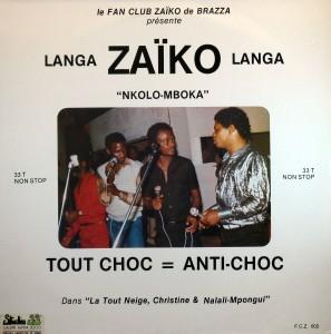 Zaiko Langa Langa, front