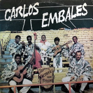 Carlos Embales, front, cd size