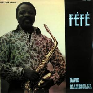 David Diambouana, front, cd size
