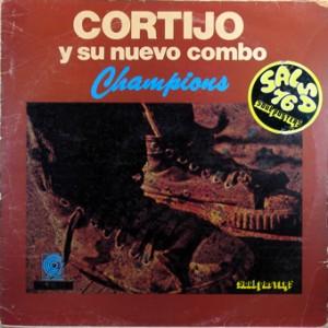 Cortijo, front, cd size