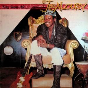 King Sunny Adé, front, cd size