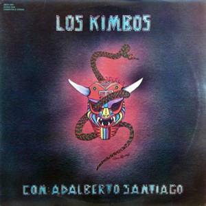 Los Kimbos, front, cd size