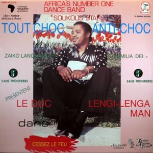 Zaïko Langa Langa Familia Dei, front, cd size