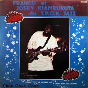 Franco & Josky, front, cd size