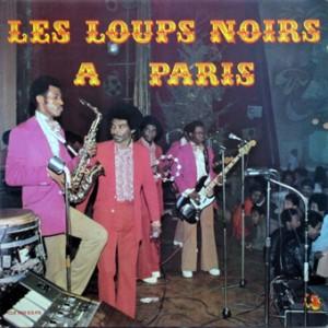 Les Loups Noirs, front, cd size