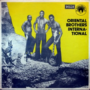 Oriental Brothers International, front, cd size