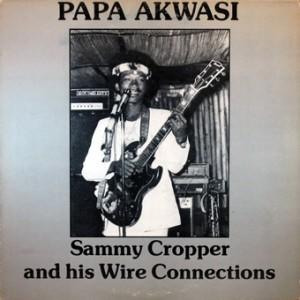 Sammy Cropper, front, cd size