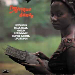 l'Afrique Danse 360.085, front, cd size