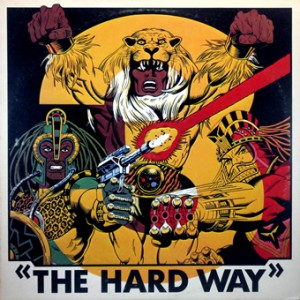 3 The Hard Way, front, cd size