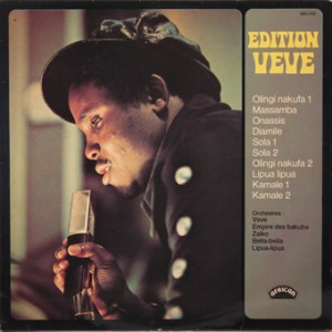 Edition Vévé, front, cd size